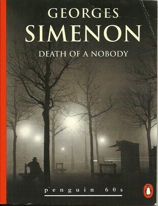 Death of a Nobody by Georges Simenon