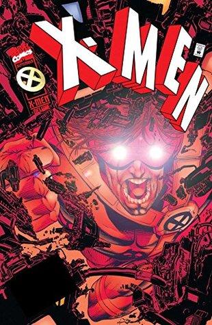 X-Men (1991-2001) #44 by Richard Starkings, Andy Kubert, Kevin Somers, Fabian Nicieza, Matt Ryan