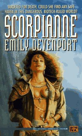 Scorpianne by Emily Devenport