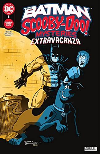The Batman & Scooby-Doo Mysteries #1 by Randy Elliott, Ivan Cohen, Sholly Fisch, Darío Brizuela