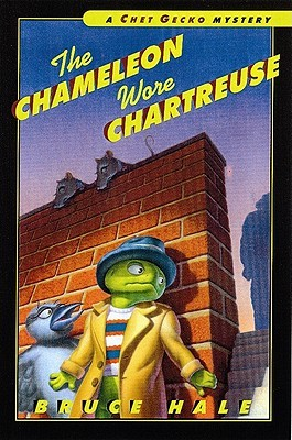 The Chameleon Wore Chartreuse: A Chet Gecko Mystery by Bruce Hale