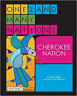 One Land, Many Nations: Volume 1 by Traci Sorell, Lee Francis IV, Jesse Hummingbird