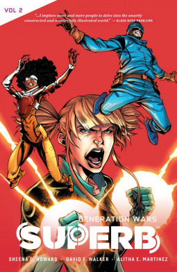 Superb Vol. 2 by Ray-Anthony Height, David F. Walker, Sheena C. Howard, Alitha Martinez
