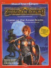 Curse of the Azure Bonds by Jeff Grubb, George MacDonald