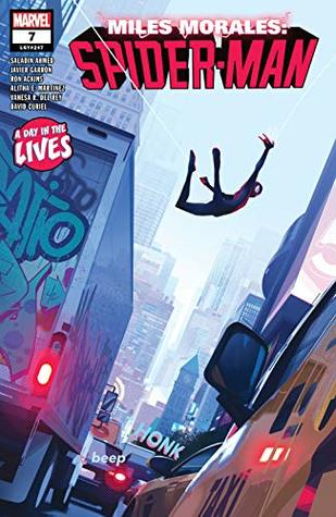 Miles Morales: Spider-Man (2018-) #7 by Vanesa R. Del Rey, Patrick O'Keefe, Ron Ackins, Javier Garrón, Saladin Ahmed