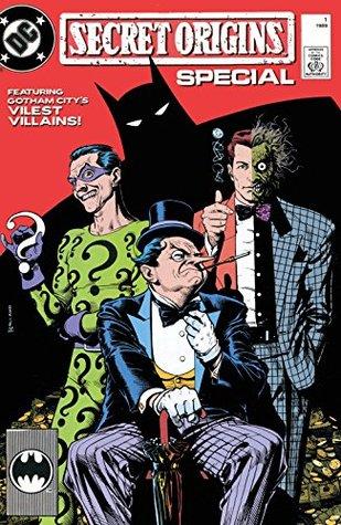 Secret Origins Special (1989-) #1 by Mark Verheiden, Alan Grant, Sam Kieth, Mike Hoffman, Neil Gaiman, Pat Broderick