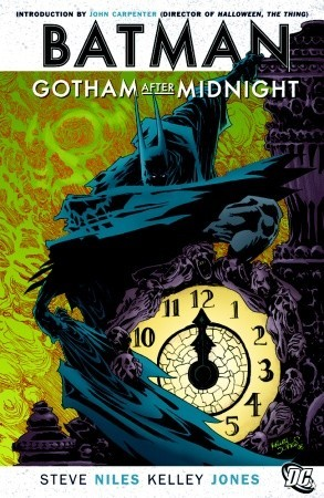 Batman: Gotham After Midnight by Steve Niles, Kelley Jones
