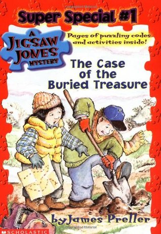 The Case Of The Buried Treasure by Jamie Smith, James Preller, R.W. Alley