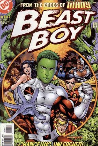 Beast Boy #1 by Comicraft, Ben Raab, Justiniano, Eddie Berganza, Jason Wright, Geoff Johns, Chris Ivy