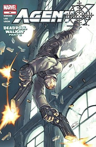 Agent X #14 by Gail Simone, UDON