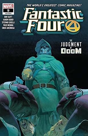 Fantastic Four (2018-) #9 by Dan Slott, Paco Medina, Stefano Caselli, Aaron Kuder, Esad Ribić
