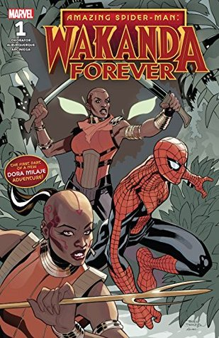 Amazing Spider-Man: Wakanda Forever (2018) #1 by Alberto Jimenez Alburquerque, Terry Dodson, Nnedi Okorafor