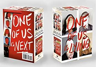Karen M. McManus 2-Book Box Set: One of Us Is Lying and One of Us Is Next by Karen M. McManus