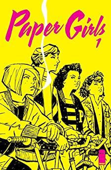 Paper Girls #1 by Brian K. Vaughan