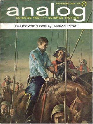 Analog Science Fiction and Fact, November 1964 by Walt Richmond, Mack Reynolds, Christopher Anvil, Rick Raphael, H. Beam Piper, John W. Campbell Jr., Leigh Richmond