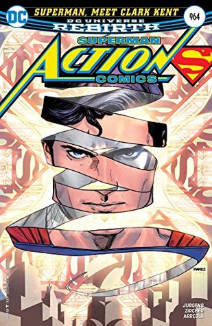Action Comics #964 by Seth Mann, Patrick Zircher, Tomeu Morey, Clay Mann, Dan Jurgens, Ulises Palomera, Arif Prianto
