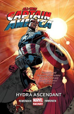 All-New Captain America: Hydra Ascendant by Stuart Immonen, Rick Remender, Eduardo Navarro, Matte Gracia, Dono Sánchez Almara, Clayton Cowles, Joe Caramagna, Wade Von Grawbadger