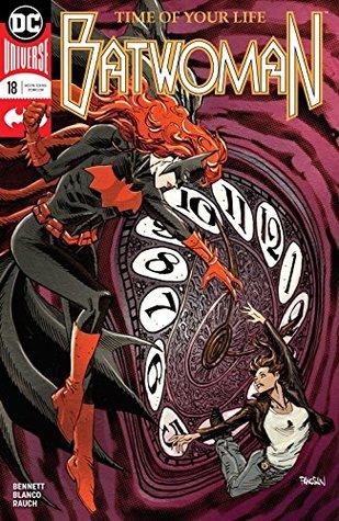 Batwoman (2017-) #18 by John Rauch, Marguerite Bennett, Fernando Blanco, Dan Panosian