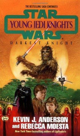 Darkest Knight by Rebecca Moesta, Kevin J. Anderson
