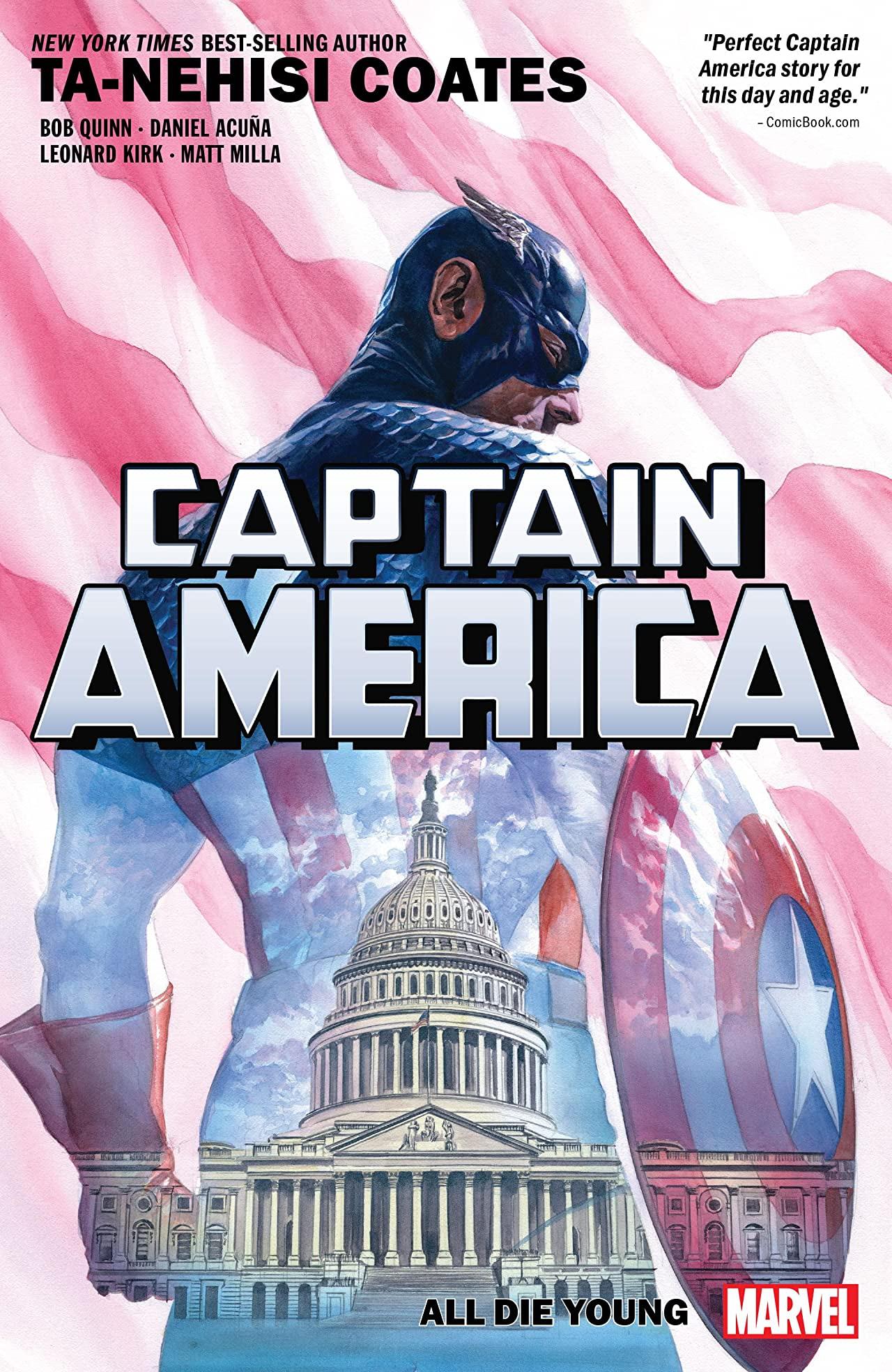Captain America by Ta-Nehisi Coates Vol. 4 by Ta-Nehisi Coates