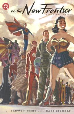 DC: The New Frontier, Volume 1 by Jared K. Fletcher, Darwyn Cooke, Dave Stewart