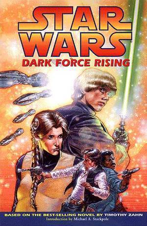 Dark Force Rising by Mike Baron, Michael A. Stackpole, Terry Dodson, Kevin Nowlan