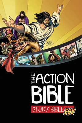 Action Bible Study Bible-ESV by Cook David C