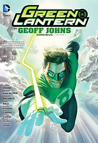 Green Lantern by Geoff Johns: Omnibus, Vol. 1 by Geoff Johns
