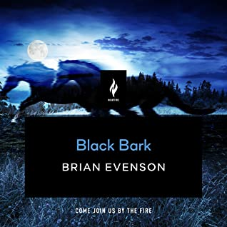 Black Bark by Brian Evenson, Ramón de Ocampo