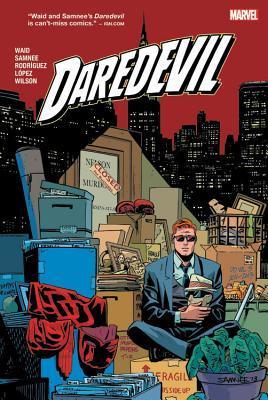 Daredevil by Mark Waid Omnibus, Vol. 2 by Matteo Scalera, Mark Waid, Peter Krause, Marcus Guggenheim, Javier Rodriguez, Chris Samnee