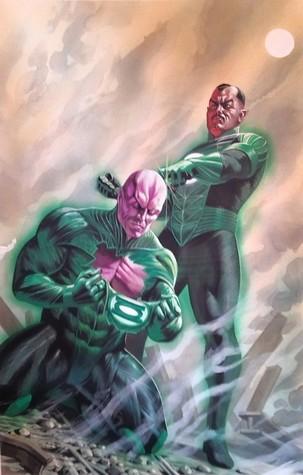 Flashpoint: Abin Sur - The Green Lantern by Adam Schlagman