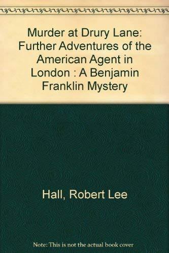 Murder at Drury Lane by Robert Lee Hall