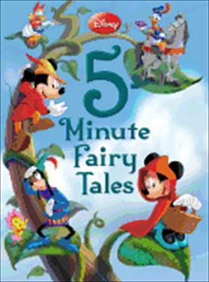 5-Minute Fairy Tales by Walt Disney Company