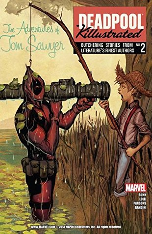 Deadpool Killustrated #2 by Cullen Bunn, Mateo Lolli