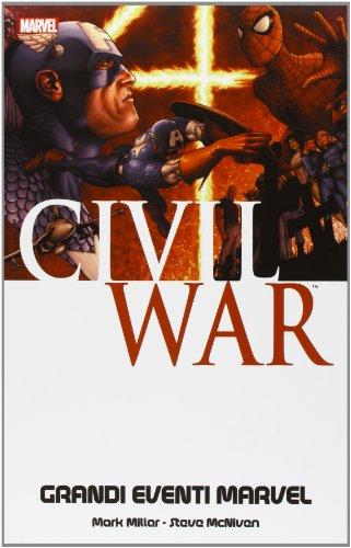 Civil War by Mark Millar