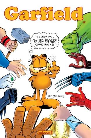 Garfield Vol. 2 by Steve Wands, Mark Evanier, Mike DeCarlo, Stephanie Heike, Jim Davis, Mark Heike, Dan Davis, Gary Barker, Lisa Moore, Andy Hirsch