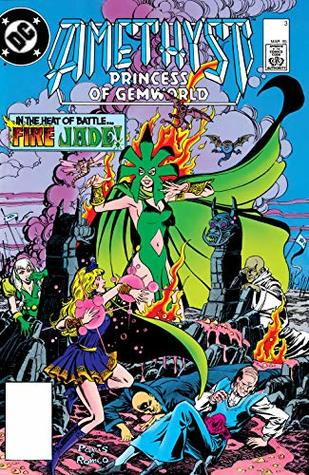 Amethyst: Princess of Gemworld (1985-1986) #3 by Ric Estrada, Gary Cohn, Romeo Tanghal, Paris Cullins, Dan Mishkin