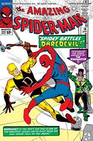 Amazing Spider-Man (1963-1998) #16 by Steve Ditko, Stan Lee