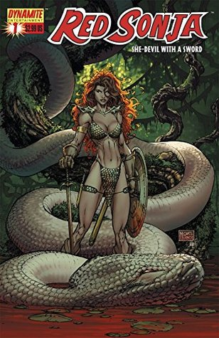 Red Sonja: She-Devil With a Sword #1 by Mel Rubi, Caesar Rodriguez, Michael Avon Oeming, Mike Carey, Richard Isanove
