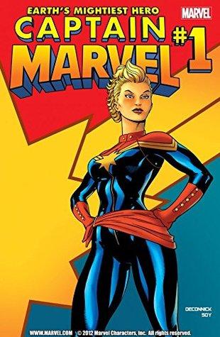 Captain Marvel (2012-2013) #1 by Various, Dexter Soy, Kelly Sue DeConnick, Joe Caramagna