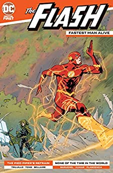 Flash: Fastest Man Alive #7 by Andie Tong, Sumit Kumar, Jay Baruchel, Josh Trujillo
