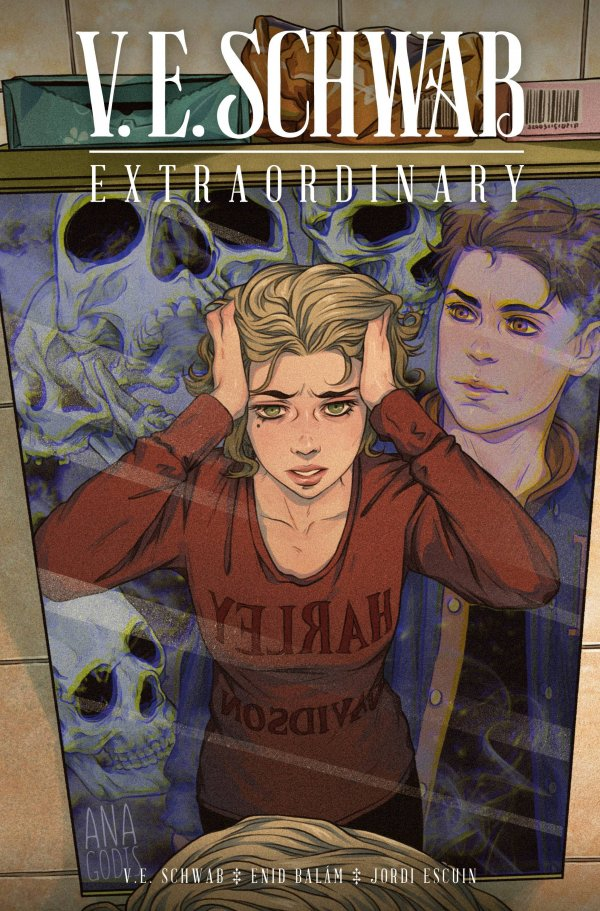 ExtraOrdinary #1 by V.E. Schwab