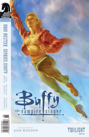 Buffy the Vampire Slayer: Twilight part 1 (Season 8 #32) by Richard Starkings, Georges Jeanty, Michelle Madsen, Brad Meltzer, Andy Owens