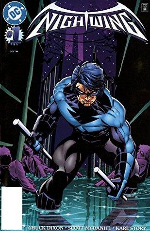 Nightwing (1996-2009) #1 by Patrick Zircher, Chuck Dixon, Devin Grayson, Manuel Gutiérrez, Greg Land, Scott McDaniel, Joe Bennett, Marc Andreyko
