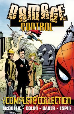 Damage Control: The Complete Collection by Dwayne McDuffie