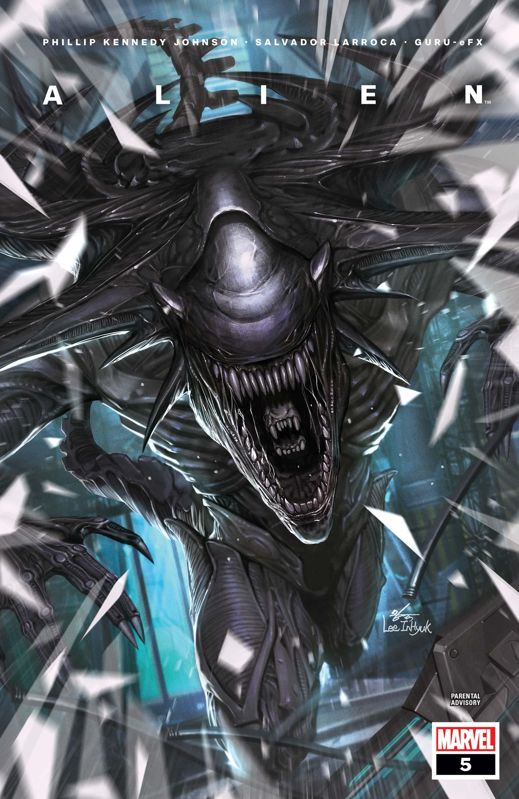 Alien #5 by Philip Kennedy Johnson