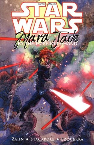 By the Emperor's Hand (Star Wars: Mara Jade) by Timothy Zahn, Michael A. Stackpole