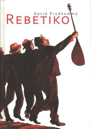 Rebetiko by Nora Mahony, David Prudhomme