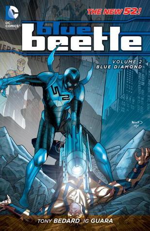 Blue Beetle, Vol. 2: Blue Diamond by Ig Guara, Tony Bedard