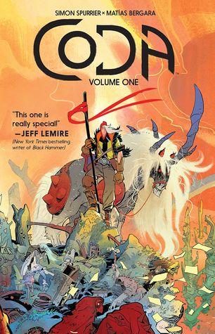 Coda, Vol. 1 by Matías Bergara, Simon Spurrier